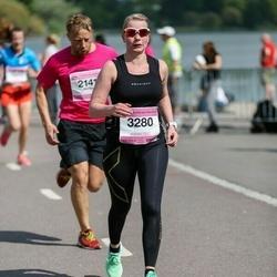 Helsinki Half Marathon - Kirsi Haaksluoto (3280)