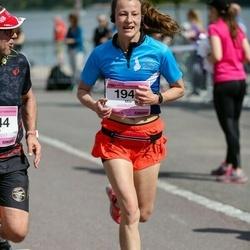 Helsinki Half Marathon - Mia Melkinen (1943)