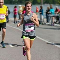 Helsinki Half Marathon - Sophie Gayler (3534)