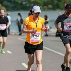 Helsinki Half Marathon - Johanna Sarhimaa (2744)