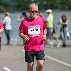 Helsinki Half Marathon - Lasse Myllys (2179)