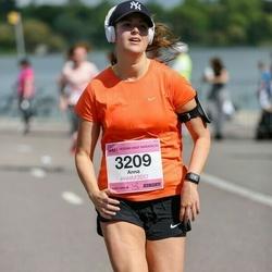 Helsinki Half Marathon - Anna Vuorenlinna (3209)