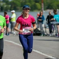 Helsinki Half Marathon - Sonja Riihinen (2593)