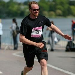 Helsinki Half Marathon - Mikko Kujapelto (1593)