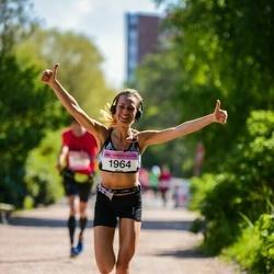 Helsinki Half Marathon - Viola Mickos (1964)