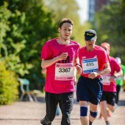Helsinki Half Marathon - Tomi Peltola (3367)