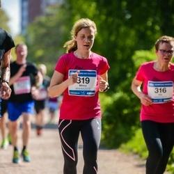 Helsinki Half Marathon - Minna Leinonen (319)