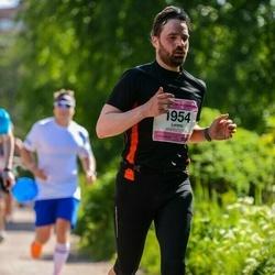 Helsinki Half Marathon - Lorenz Merk (1954)