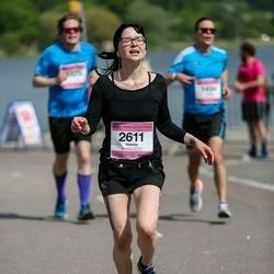 Helsinki Half Marathon - Hanna Riutta (2611)