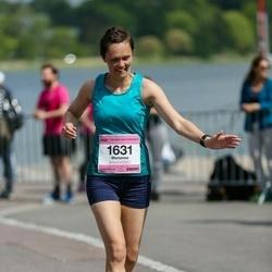Helsinki Half Marathon - Marianne Kvaal (1631)
