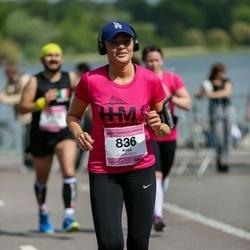 Helsinki Half Marathon - Katja Doudanova (836)