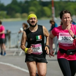 Helsinki Half Marathon - Marcello Scalfi (2759)