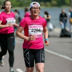 Helsinki Half Marathon - Minna Nylander (2294)