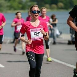 Helsinki Half Marathon - Riikka Järvinen (1349)