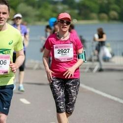 Helsinki Half Marathon - Maarit Söder (2927)