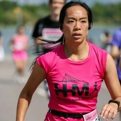 Helsinki Half Marathon - Jasmine Yeung (3234)
