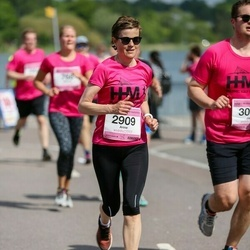 Helsinki Half Marathon - Anne Suominen (2909)