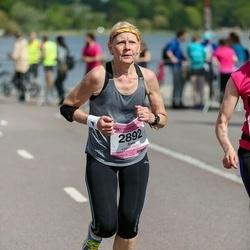 Helsinki Half Marathon - Soile Suhonen (2892)