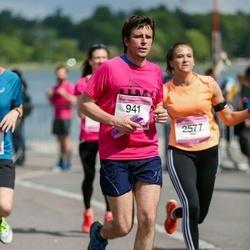 Helsinki Half Marathon - Andreas Glatz (941)