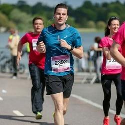 Helsinki Half Marathon - Geert Pastoor (2392)