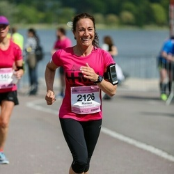 Helsinki Half Marathon - Mariana Scarpino (2126)