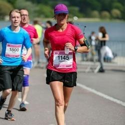 Helsinki Half Marathon - Hannelore Hochepied (1145)