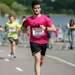 Helsinki Half Marathon - Dan Suman (3469)
