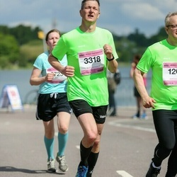 Helsinki Half Marathon - Erik Kornfeld (3318)