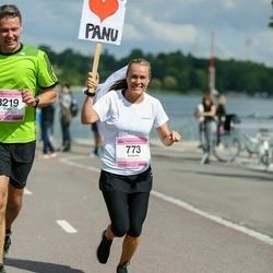 Helsinki Half Marathon - Susanna Bäckman (773)