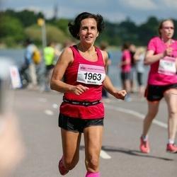 Helsinki Half Marathon - Mikaela Mickos (1963)