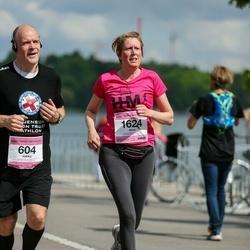 Helsinki Half Marathon - Aino Kuusava (1624)