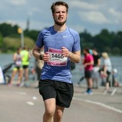 Helsinki Half Marathon - Lauri Kirvesniemi (1468)