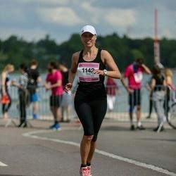 Helsinki Half Marathon - Tiina Hirvonen (1142)
