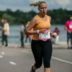 Helsinki Half Marathon - Kati Hirvonen (1137)