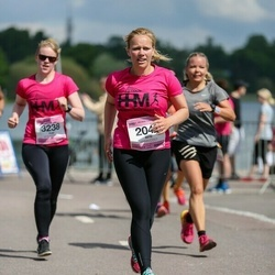 Helsinki Half Marathon - Birte Horn-Hanssen (2042)