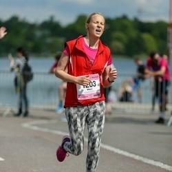 Helsinki Half Marathon - Milja Suihko (1203)