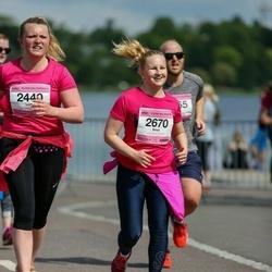 Helsinki Half Marathon - Eeva Räty (2670)
