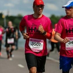 Helsinki Half Marathon - Petteri Taskinen (3507)