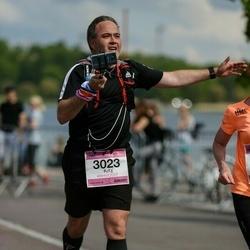 Helsinki Half Marathon - Enrique Jose Diez Cerezo (3023)