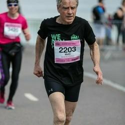 Helsinki Half Marathon - Matti Mämmelä (2203)
