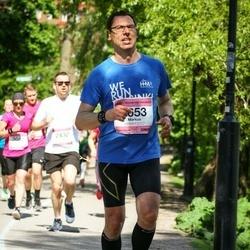 Helsinki Half Marathon - Markus Kääriäinen (1653)