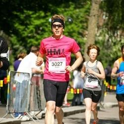 Helsinki Half Marathon - Heikki Tuomela (3027)