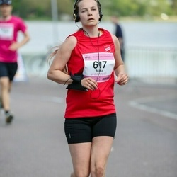 Helsinki Half Marathon - Milka Ahlqvist (617)