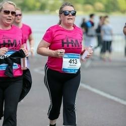 Helsinki Half Marathon - Sveindís Valdimarsdóttir (413)