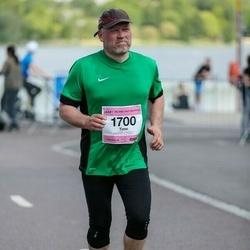 Helsinki Half Marathon - Timo Lappeteläinen (1700)