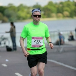 Helsinki Half Marathon - Mikko Osara (2338)