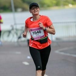 Helsinki Half Marathon - Anne Koskela (1546)
