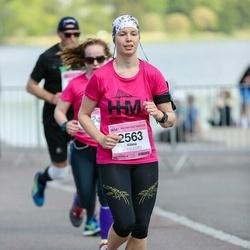 Helsinki Half Marathon - Viliina Rantaniska (2563)