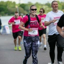 Helsinki Half Marathon - Anne Bergshoeff (721)