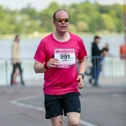 Helsinki Half Marathon - Antti Hakala (991)